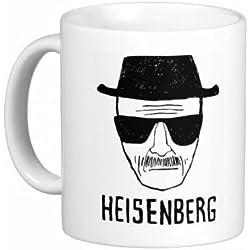 Breaking Bad–Heisenberg Call Saul Vamonos plagas A1A lavado–elección de 4ml–taza (Heisenberg)