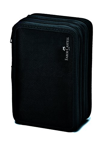 Faber-Castell 570099– Estuche, negro