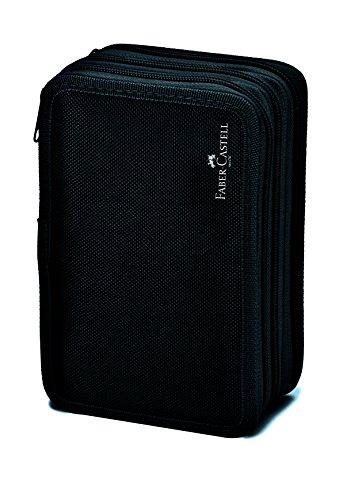 federmappe schwarz Faber-Castell 570099Etui, schwarz