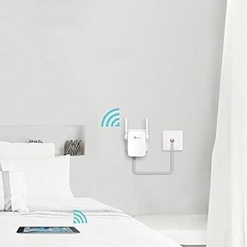 Tp-link Re305 Ac1200 Wlan Repeater (Dual Wlan Ac+n, 1167 Mbits, App Steuerung, 1 Port, 2x Flexible Externe Antennen, Wps, Ap Modus, Kompatibel Zu Allen Wlan Geräten) Weiß 6