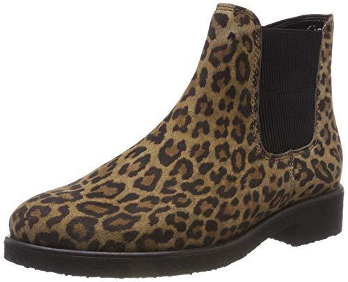 Gabor Shoes Damen Comfort Sport Stiefeletten, Beige (Natur (Micro) 62), 37.5 EU