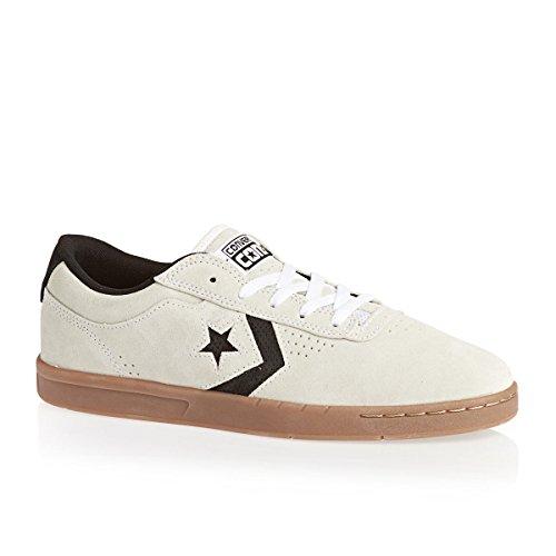 Converse KA-II Ox Sue Drizzle blanc gris Natural/Black/Gum