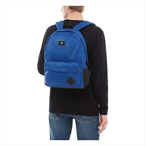 VANS Old Skool II Backpack Marine Blue Schoolbag VN000ONI89P Vans Bags