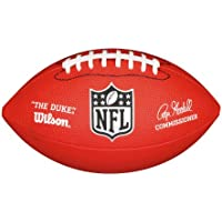 Mini NFL Allwetter Football - Schwarz
