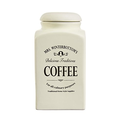 BUTLERS MRS. WINTERBOTTOM'S Kaffeedose 1,3 l