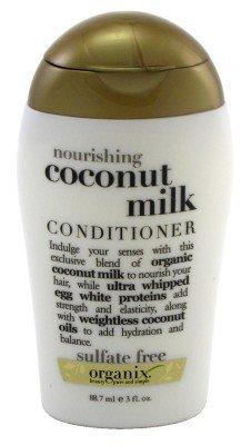 Organix leche de coco Acondicionador 90ml (Pack de 12)