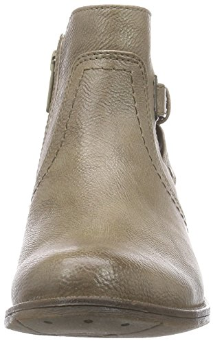 Mustang 1167510, Bottes Chelsea femme Marron (318 Taupe)
