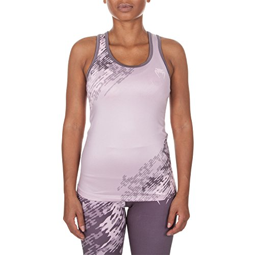 Venum Neo Camo Camiseta de Tirantes para Mujer, Color Rosa - Rosa/Gris, tamaño XS