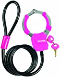 Master Lock 8275 Cuff Lock with Cable