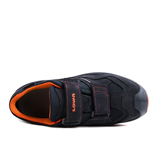 Lowa Simon II VCR GTX Lo Kids Navy Orange Blau