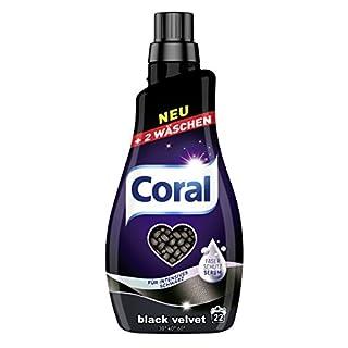 Coral Black Velvet flüssig 44 WL, 2er Pack (2 x 22 WL)
