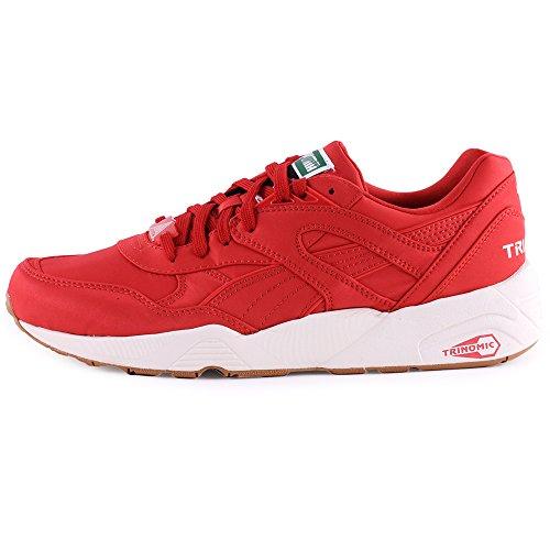 Puma R698 Nylon chaussures red