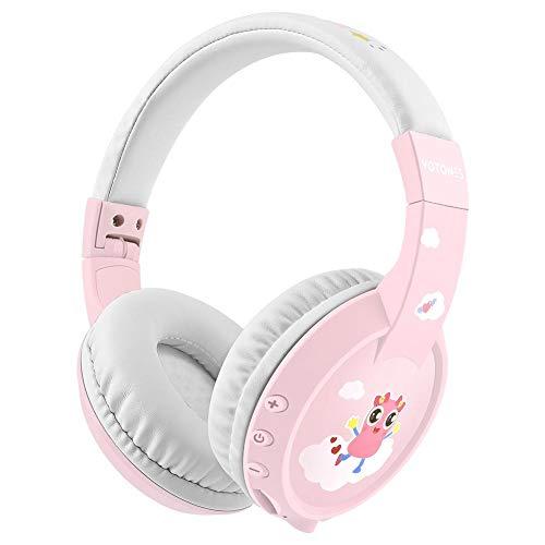 Chansted VT02 Cartoon Bluetooth Faltbares Headset Bilateraler