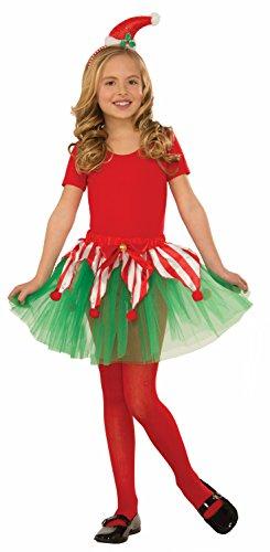 Candy Cane Tutu Child Accessory Size One-size (Candy Cane Tutu)