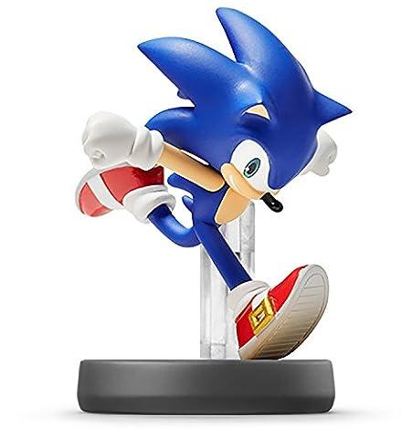 Amiibo Sonic - Super Smash Bros. series Ver. [Wii U] [import Japonais]