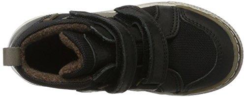 Bisgaard TEX boot, Bottes mi-hauteur avec doublure chaude fille Noir (202 Black)