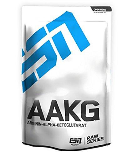 #ESN AAKG L-Arginin Alpha Ketoglutarat, Raw Series, 1er Pack (1 x 0.5 kg)#