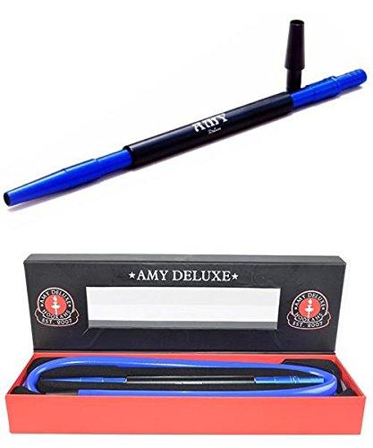 Amy Deluxe Silikonschlauch Komplettset Blau