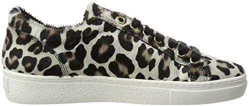Marc Cain HB Sh.12 L26, Sneaker Basse Donna Multicolore(Sandshell)