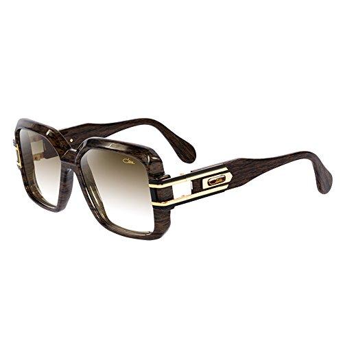 89c3929c8ca Cazal Sunglasses Legends 623 3 096 Dark Wood Gold Brown Gradient 100%  Authentic