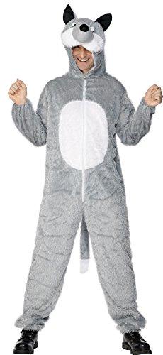 SMIFFYS - Costume Di Lupo Uomo