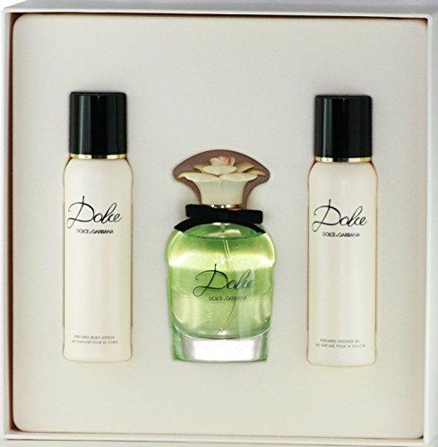 Dolce & Gabbana DOLCE SET 75/100/100 ml EDP/BL/SG - Dolce Gabbana Body Shower Gel