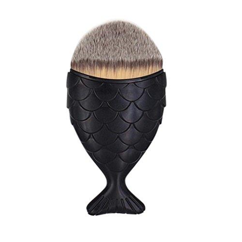 yogogo-pinceau-maquillage-professionnel-ecaille-de-poisson-queue-de-poisson-blush-fondation-pinceau-