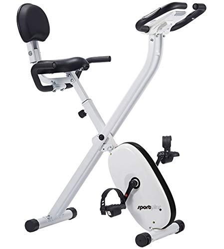 SportPlus - Vélo d'Appartement - Pliable  et ultra compact...