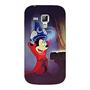 Neo World Magic Art Back Case Cover for Galaxy S Duos