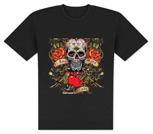 La-Shirts.de El Amor T-Shirt - XXL