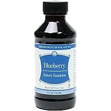 LorAnn Oils Bakery emulsiones Natural y artificial Sabor 4oz-blueberry, otros, multicolor