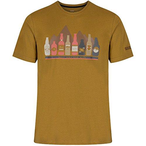 Regatta Herren Cline T-Shirt Marineblau