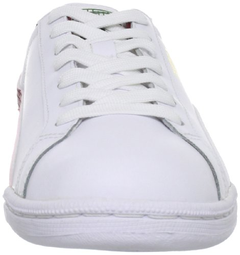 Puma Match Solid FS, Low-top mixte adulte Blanc - Weiß (white-cordovan 04)