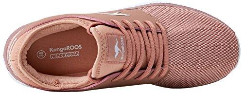 Kangaroos Sumpy, Sneaker Donna Rot (rose)