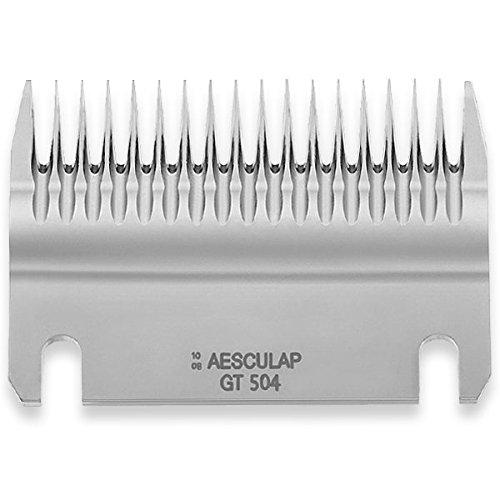 Aesculap Accessoires de rasage Peigne Aesculap GT 504 sous plaque 18Z 3 mm hauteur de coupe