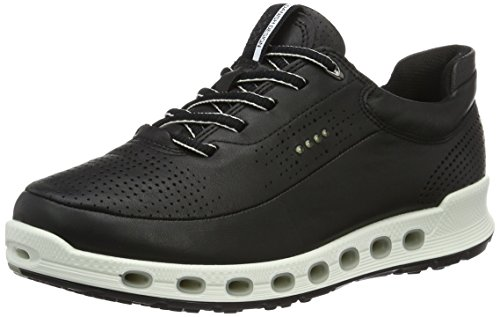 ecco-womens-cool-20-low-top-sneakers-black-1001black-5-uk