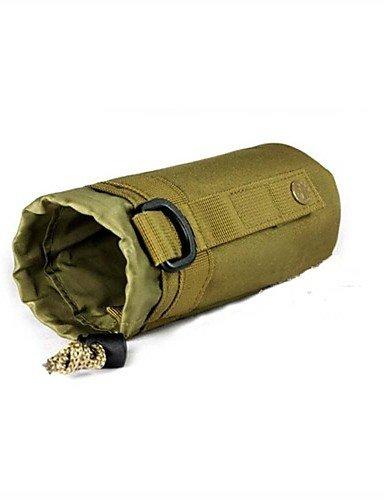 HWB/ 1L L Kordel Tasche Camping & Wandern / Klettern Outdoor Kompakt Schwarz / Braun Wasserdichtes Material OEM Brown