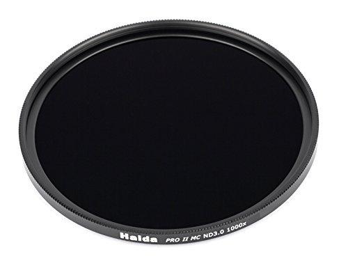 Haida 37mm MC ND1000Filter Slim PROII Neutral Dichte multivergütetes 10Stop ND 3.01000x 37 - Stop-nd-filter 3