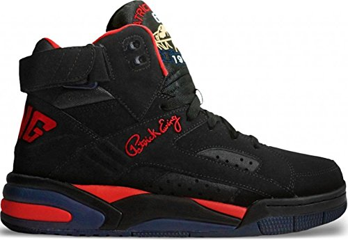 Ewing Athletics Ewing Eclipse Black Navy Red Basketball Schuhe Shoes Mens