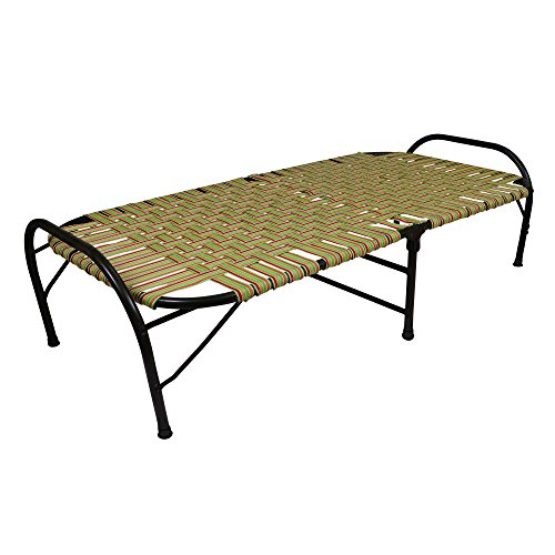 Story@Home Single Size Folding Bed (Green)