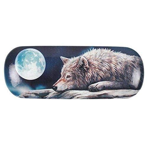 Brillenetui Wolf