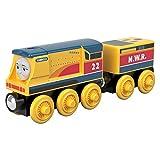 Thomas & seine Freunde FXT43 - Rebecca Holzeisenbahn , Spielzeug ab 2 Jahren