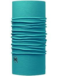 original buff original buff® solid azul gorrari - original buff para unisex, color multicolor,  adulto