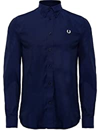 Fred Perry Fp Classic Twill, Chemise Sport Homme