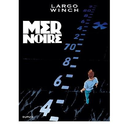 Largo Winch, Edition grand format T17 - Mer noire