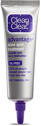 Clean & Clear Adv Spt Trtmnt Size .75z Advantage Acne Spot Treatment