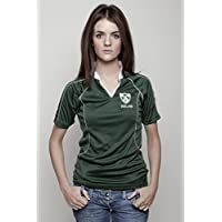 LADIES IRELAND BREATHABLE RUGBY SHIRT