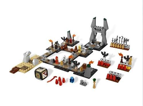 Imagen 1 de LEGO Juegos de mesa 3859 - Heroica Las Cavernas de Nathuz