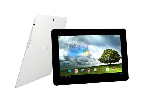 Asus MeMO Pad Smart ME301T 25,7 cm (10,1 Zoll) Tablet-PC (NVIDIA Tegra 3, 1,3GHz, 1GB RAM, 16 GB EMMC, 5 GB Webspace, 12-Core GeForce, USB 2.0, Android 4.1) weiß (3 Nvidia Tegra)