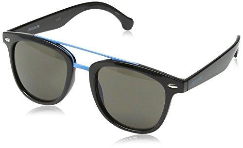Converse Sunglasses Unisex Sonnenbrille H002, Gr. One size (Herstellergröße:51/20-135), Schwarz